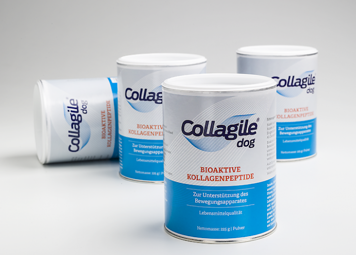 Collagile® dog - Bioaktive Kollagenpeptide